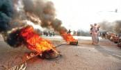 13 die as Sudan military rulers break up sit-in