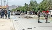 4 killed as govt bus hit in Kabul blast