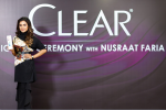 Nusraat Faria becomes the 'Brand Ambassador' of CLEAR