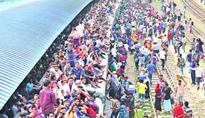 Perilous Eid journey
