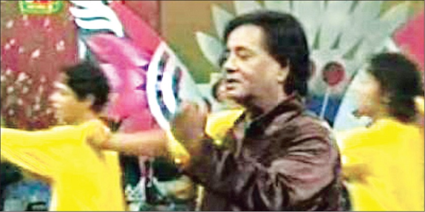 Toufiqul Alam Tipu and Bogra Youth Choir
