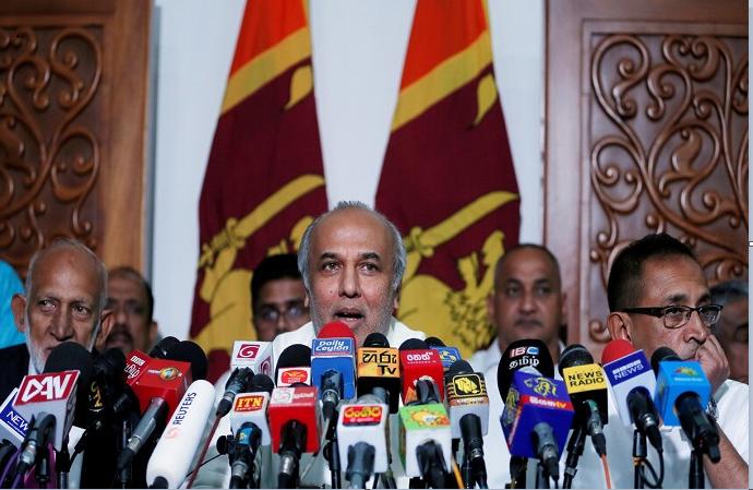 Sri Lankan Muslim ministers resign over allegations