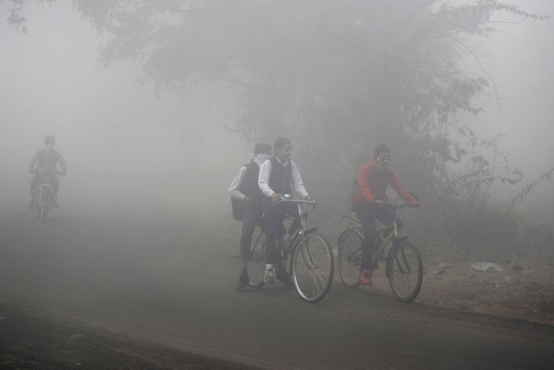 Air pollution kills 100,000 Indian kids every year, study finds
