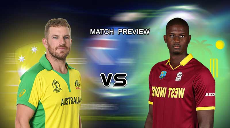 Australia, West Indies face off in battle for summit spot