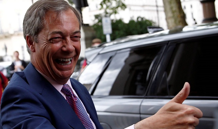 Brexit Party fails to win first seat in UK by-election