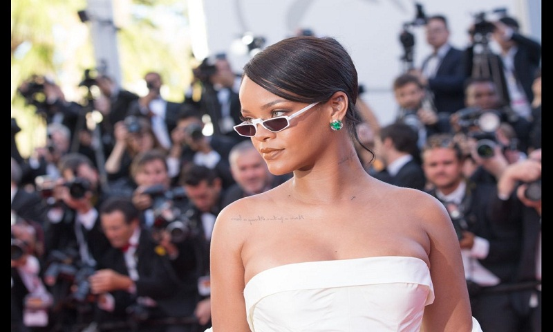 Rihanna named world's richest female musician by Forbes