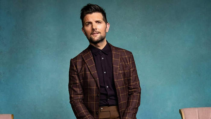 Adam Scott relishes putting women first in 'Big Little Lies'