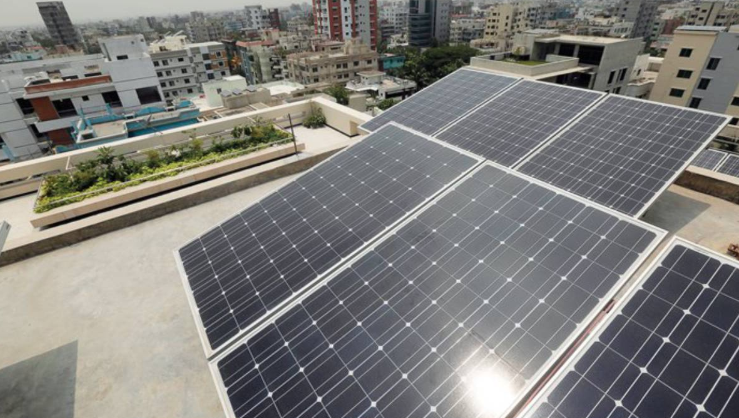 Unconsumed solar power sale to national grid growing fast