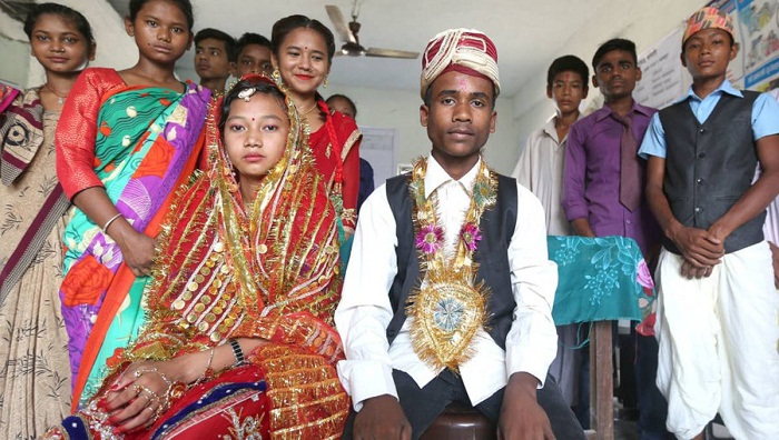 23 million boys married before 15: Unicef