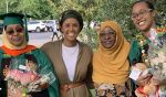 Mother and daughter graduate on same day