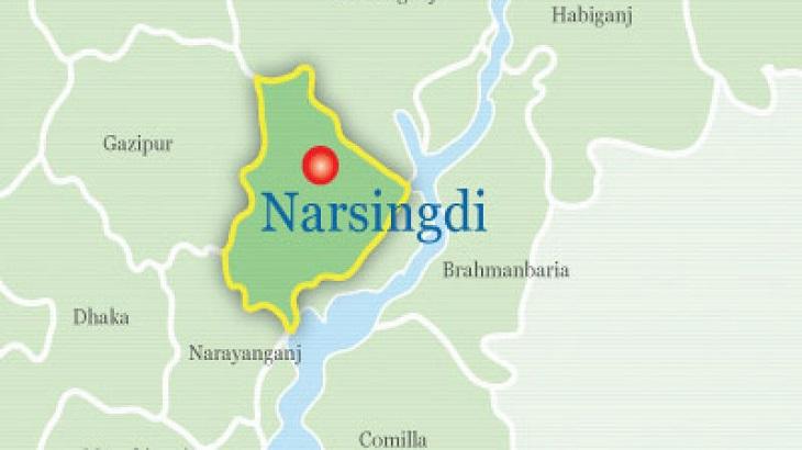 Man 'slaughters wife' in Narsingdi