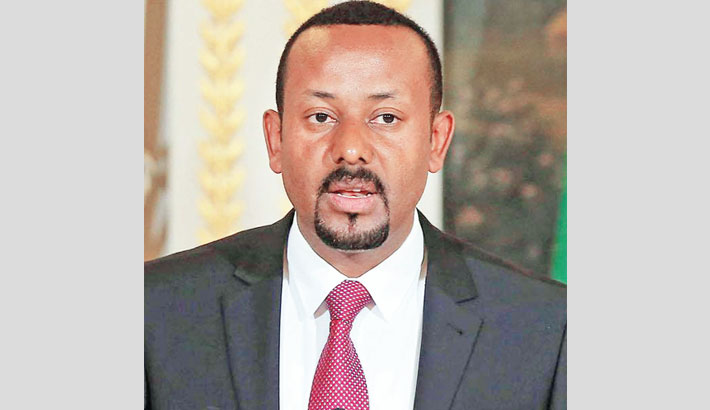 Ethiopia PM urges  democratic transition  in Sudan