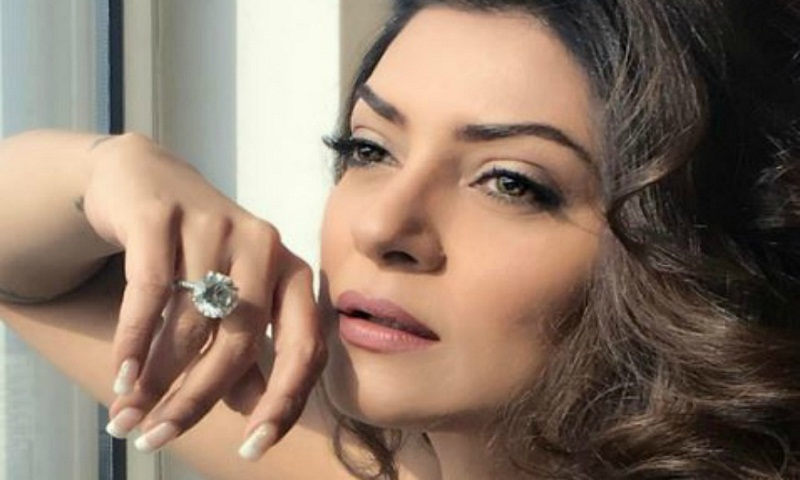 Sushmita Sen preps for her return: At 43, I begin again