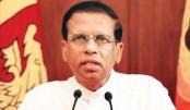 Sirisena sacks intel chief, vows to block probe