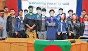 Experience of faculty exchange  programme in HUHST, China
