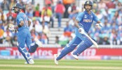 Dhawan ton guides India to show  their might