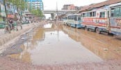 Dayaganj road causes untold sufferings to commuters
