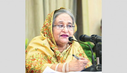 PM bashes donor agencies on uncertain Rohingya return