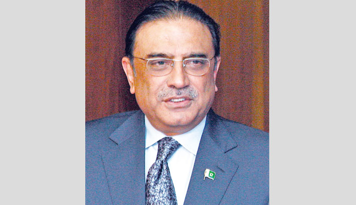 Pakistan ex-president Zardari arrested over graft charges