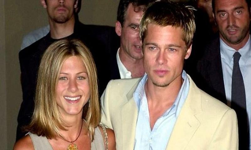 Brad Pitt and Jennifer Aniston's love nest is back on the market