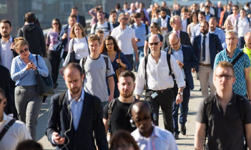 UK unemployment rate holds at 45-year low