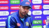 Can't afford to relax, says Mashrafe