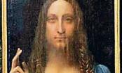 "World's most costly painting ""Salvator Mundi"" on Saudi prince's yacht"