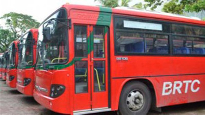 Govt imports 600 new buses from India for BRTC