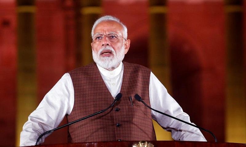 Modi's plane won't fly over Pakistan to reach Bishkek for SCO Summit