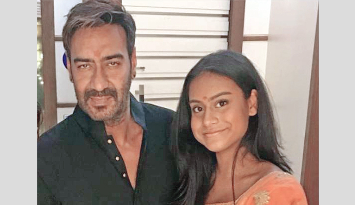 Nysa doesn't care about trolls: Ajay