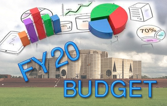 National budget for FY20 to be announced today