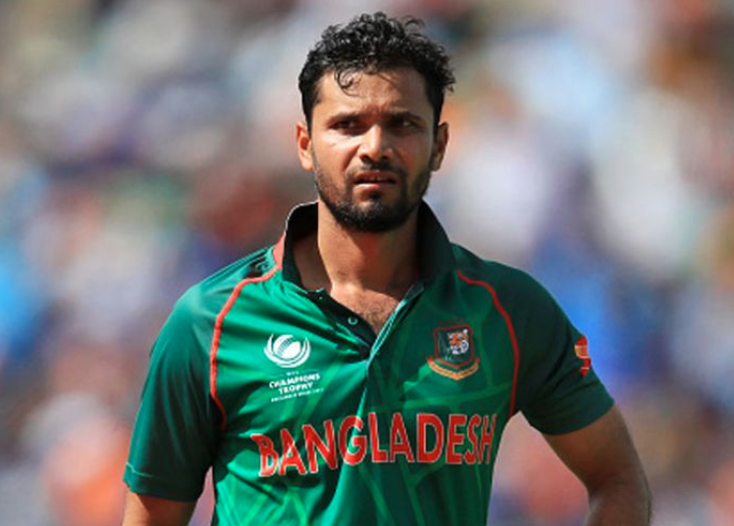 Mashrafe wary of West Indies' big hitters