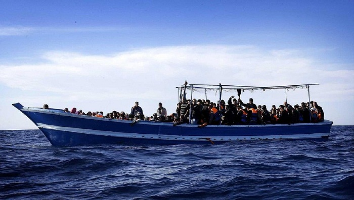Migrants, mostly Bangladeshis stranded in boat off Tunisia