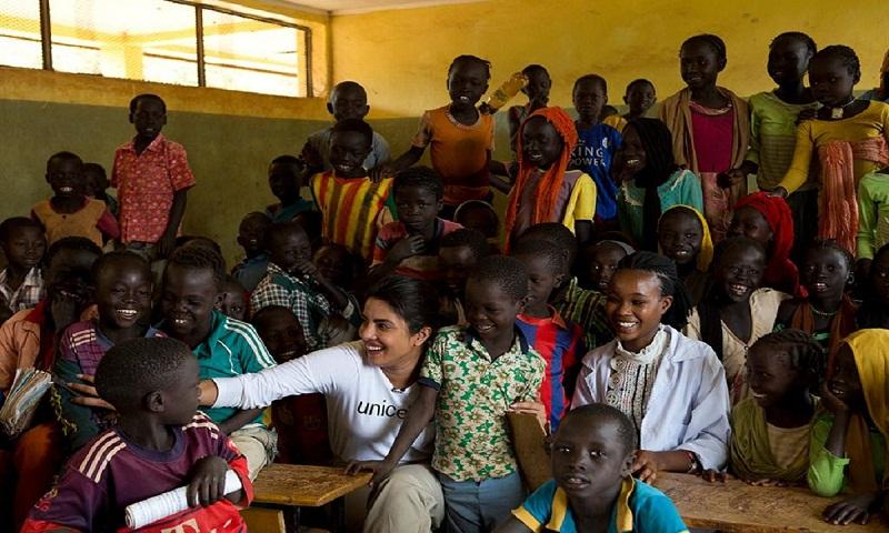 UNICEF to honour actress Priyanka Chopra Jonas with humanitarian award