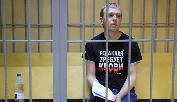 Russian reporter Ivan Golunov freed after public outcry