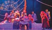 Hasonjaner Raja to be staged at Shilpakala Academy tomorrow