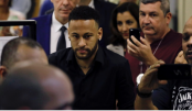 Brazil model accusing Neymar of rape parts with 3rd lawyer