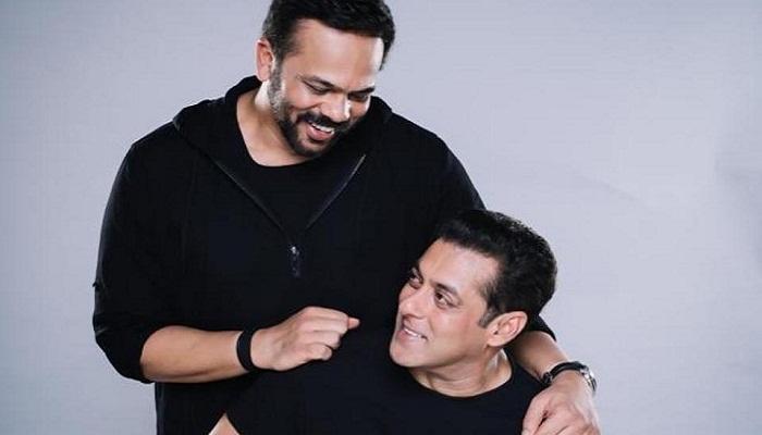 Salman Khan reveals release date for Rohit Shetty's film