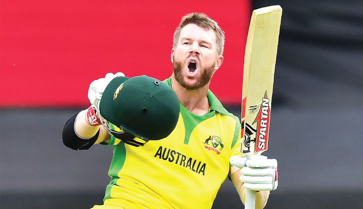 Australia down Pakistan