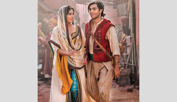 Aladdin : A Positive,  Extravagant  Remake
