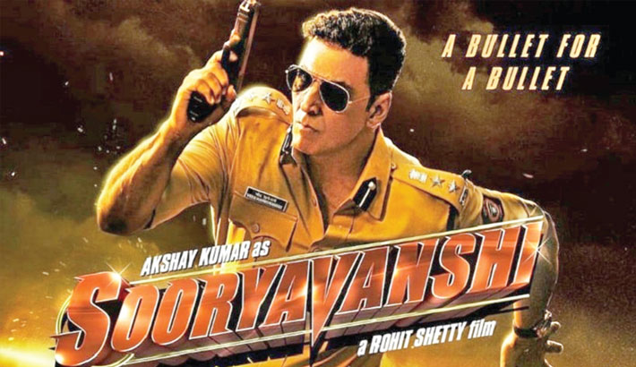Sooryavanshi to be released on March 27, won't clash with Inshallah