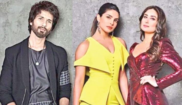 Priyanka invited me to her wedding, Kareena didn't: Shahid