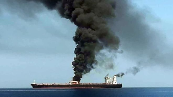 Oman tanker blasts: Crews rescued safely