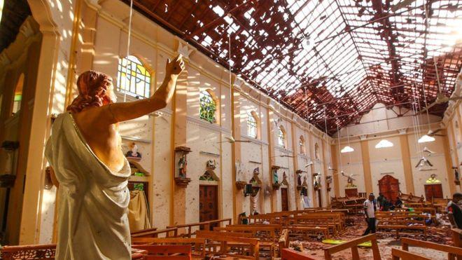 India arrests man linked to Easter Sunday attack of Sri Lanka