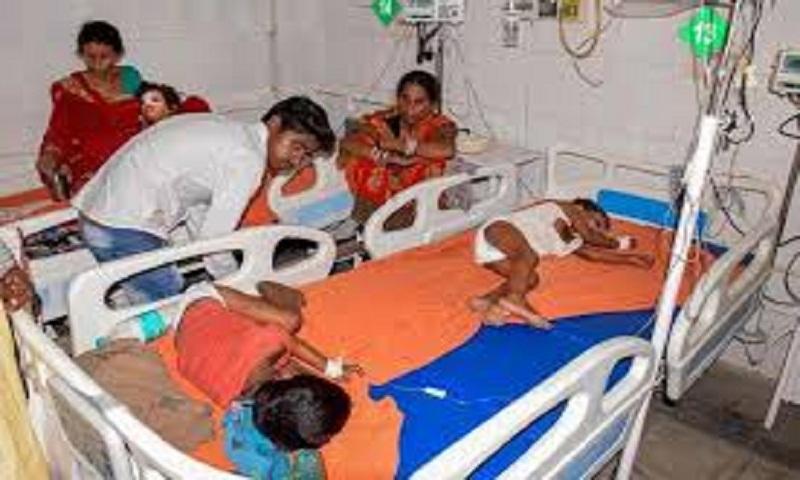 43 kids dead in Bihar's Muzaffarpur this month