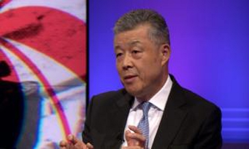 Huawei: UK warned over sending 'bad signal' to China