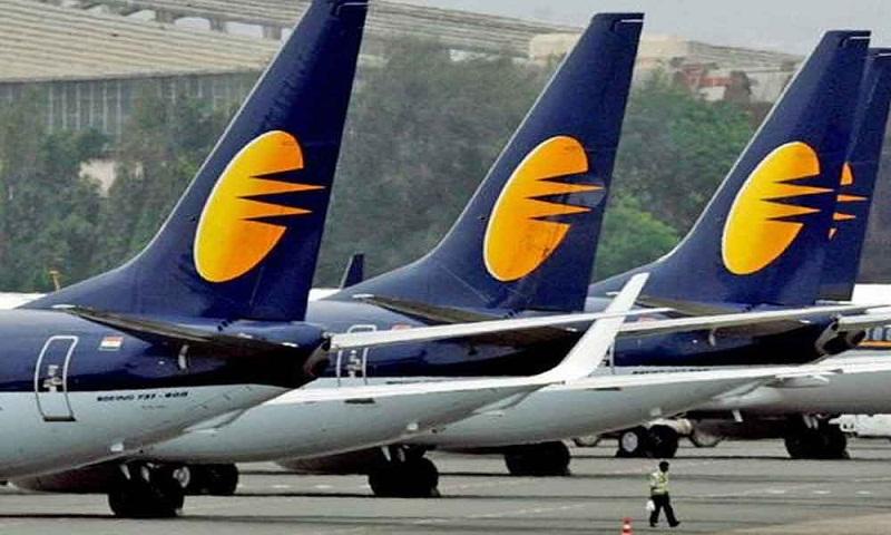 Jet Airways shares plunge nearly 11 pc