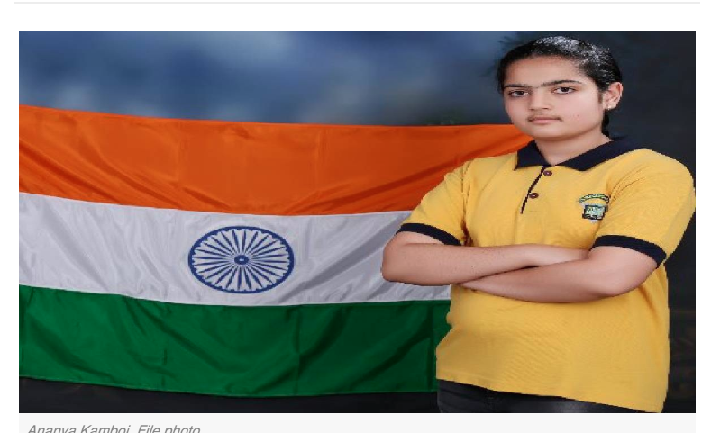 14-year-old BRICS Good Will Ambassador to Friendship Football