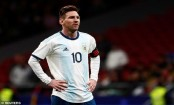 Why did Messi walk away from Argentina?