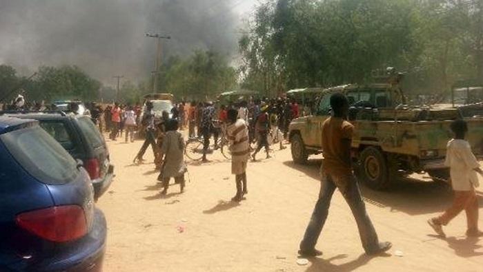 Gunmen kill 40 in central Nigeria